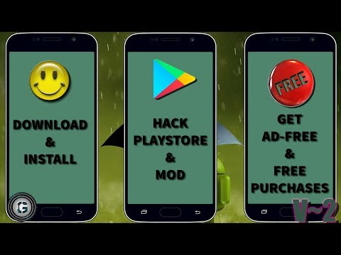 [ HOW TO ] INSTALL LUCKY PATCHER AND GET MODDED PLAYSTORE FOR AD, IN-APP PURCHASES FREE