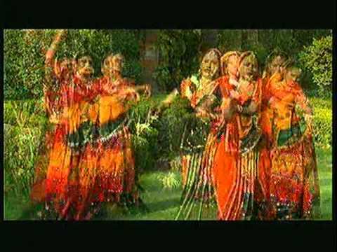 Bansiya Baaj Rahi Brindavan [Full Song] Kajri
