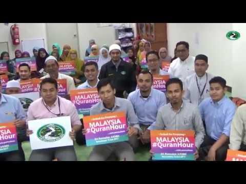 Malaysia #Quranhour - Air Kelantan Sdn Bhd