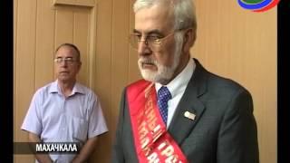 Итальянский доктор получил звание почетного гражданина Махачкалы