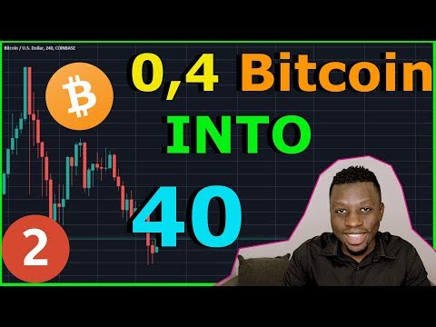 Turning 0,4 Bitcoin Into 40 Bitcoin In 5 Months | Proof Of Trade Challenge Part 2