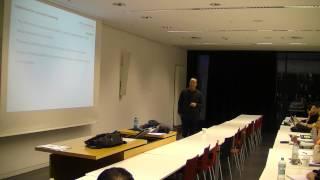 Dr. Enrico Trevisan @ Goethe University