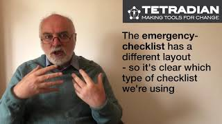 Checklists and complexity - Episode 45, Tetradian on Architectures