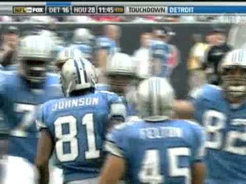 Calvin Johnson 96 yd. Touchdown