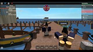 |ROBLOX| ||The Great Navy of Britannia|| ||RoG|| ||Patrol||