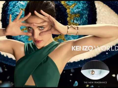 Kenzo World. Composición De Perfume. Perfume Composition