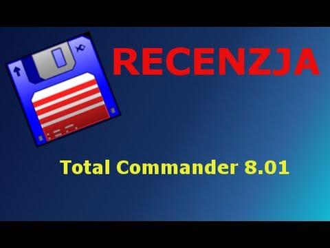 Total Commander 8.01 Prezentacja