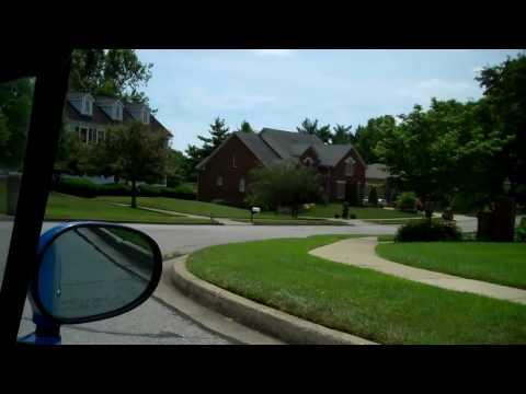 Lexington Ky Neighborhood Tour By The LEXpert:  Greenbrier