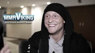 UFC Sweden 5 Media Day Jack Hermansson