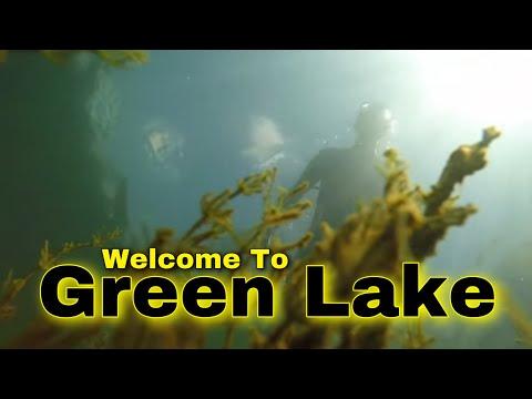 Green Lake, Mancelona Mi 2016 (snorkeling)