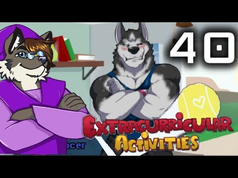 CLEANING HOUSE [Spencer] | Extracurricular Activities (Furry Visual Novel) 1.41 #40