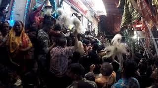 Deulgaon Raja Lata Mandap and Palkhi procession