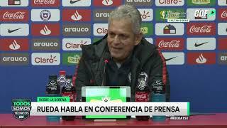 ¡Reinaldo Rueda habló en Conferencia de Prensa desde La Serena!