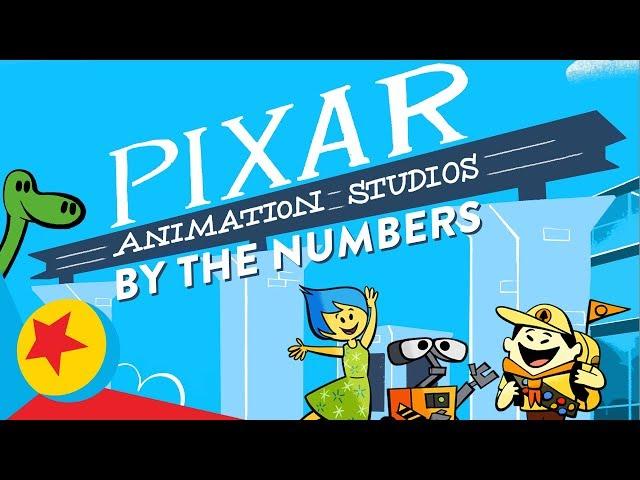 Студия Pixar выпустила видеоролик с фактами окомпании