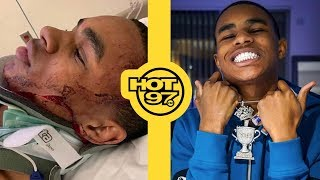 YBN Almighty Jay Attacked & Robbed In NYC + A Boogie Appearance Cancelled After Fights Occur