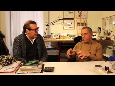 Elsa De Giorgi: Luca Magnani intervistato da Piero Maccarinelli - vs ridotta