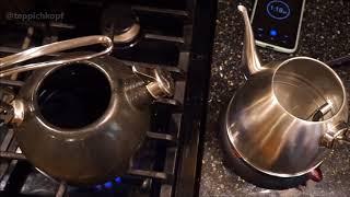 Chantal Classic Kettle versus Mia eKettle - boiling water test --  elsl37-03m
