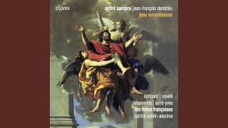 André Campra — Salvum me fac Deus – Livre IV : Infixus sum in limo profundi : et non est...
