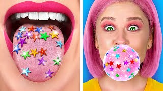 HACKS FOR THE BEST PARTY OF THE YEAR || Awesome New Years Eve Party Crafts And Hacks