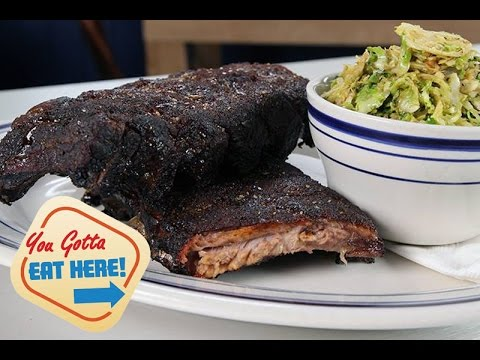 You Gotta Eat the Smoked Ribs from MEAT