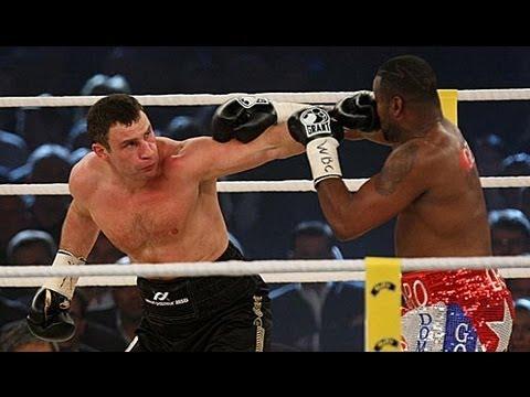 Vitali Klitschko vs Juan Carlos Gomez RTL Broadcast