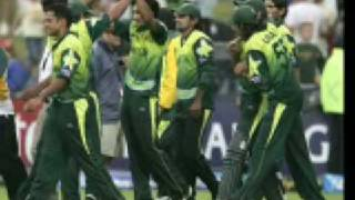 PAKISTANI CRICKET NATIONAL SONG