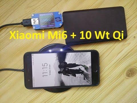 Как добавить беспроводную зарядку в смартфон (Xiaomi Mi6)