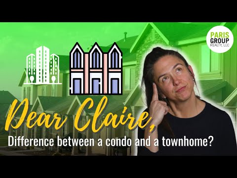 Difference between condos, co-ops, and townhouses | Paris Group Realty