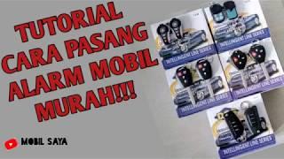Gambar cover PASANG ALARM MOBIL SENDIRI,  LIHAT DULU VIDEO INI