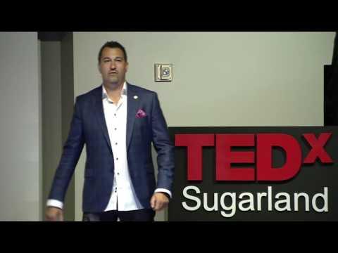 A Dose Of Awesome | Erik Swanson | TEDxSugarLand