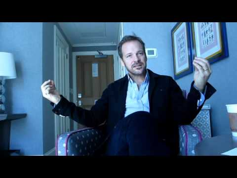 Peter Sarsgaard Talks About Killing the Death Penalty
