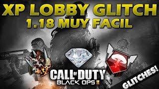 BLACK OPS 2 [FUNCIONA] XP LOBBY CON BOTS MUY FACIL, PRESTIGIO MAESTRO, TODO DESBLOQUEADO 1.19