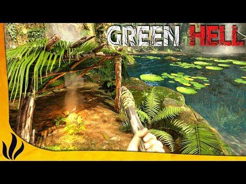 LE MODE HISTOIRE ENFIN DISPO ! LA SURVIE REPREND ! (Green Hell #1)