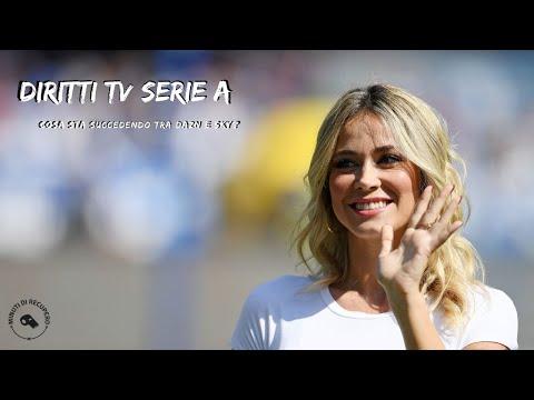 DIRITTI TV SERIE A: IL SUCCESSO DI DAZN E IL CROLLO DI SKY 🎙️🎥