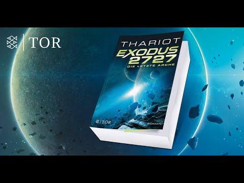 Exodus 2727 - Die letzte Arche YouTube Hörbuch Trailer auf Deutsch