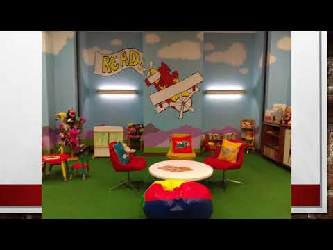 Creating the Children's Corner at JSU's Houston Cole Library