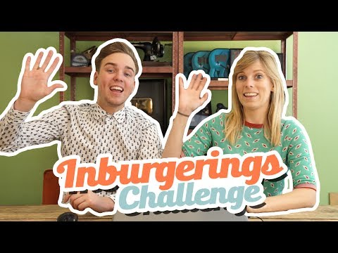INBURGERINGSCURSUS CHALLENGE!