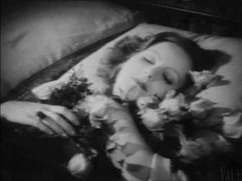 Flowers scene- A woman of affairs (1928)