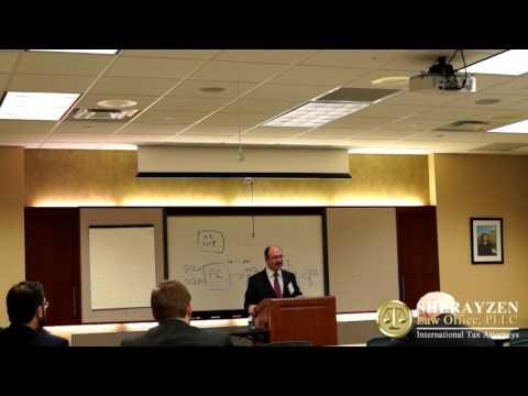 International Tax Lawyers Corpus Christi | International Tax Law and Equality