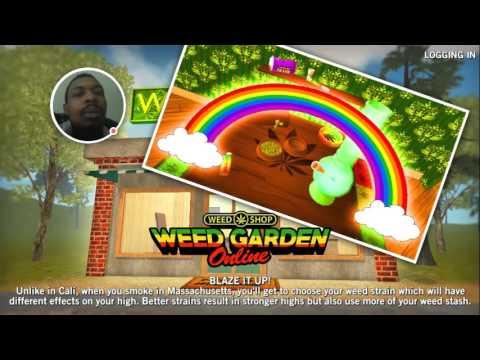 Weed Garden Online