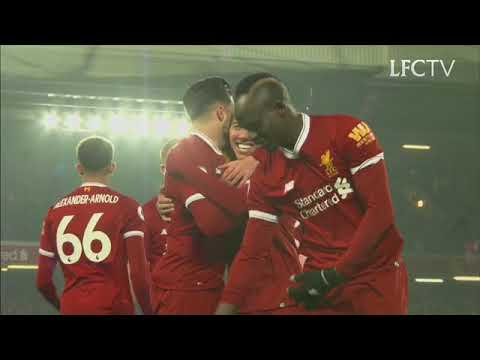 Sadio Mané - Top 10 Liverpool Goals