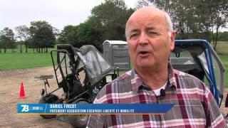 """""""Sentez-vous Sport"""" : sport et handicap à l'Île de Loisirs"""