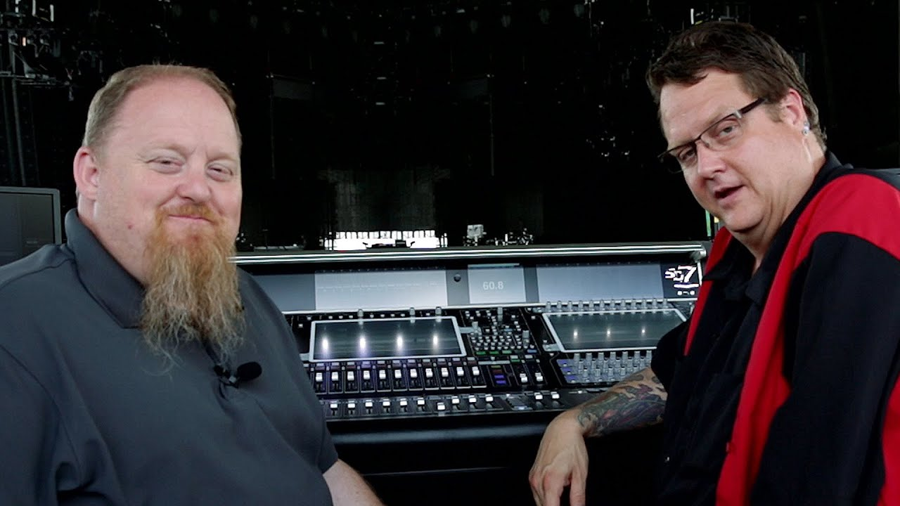 Behind the Live Sound of Linkin Park's Hunting Party Tour: Part 3 – On the Stage
