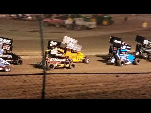 Lemoore Raceway 9/9/17 Main Event 1