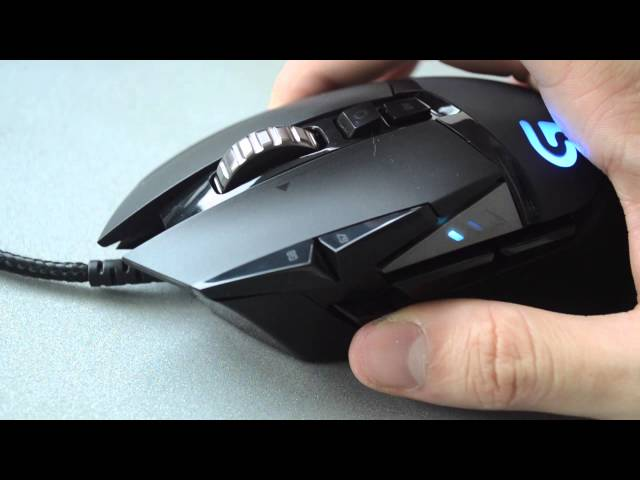 Logitech Mouse Showdown: Performance MX vs  MX Master vs  G502