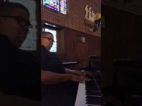 "Jeff Corry playing ""I Need You to Survive"" by Hezekiah Walker"