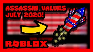 Roblox Assassin Best Inventory Irobux Update Roblox Assassin Value List July 2020 Zickoi Youtube