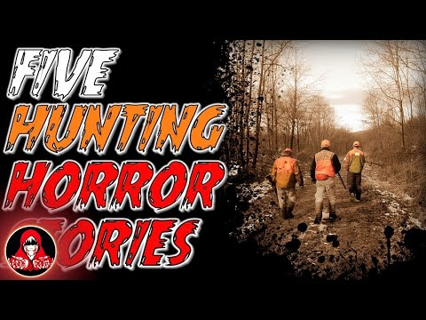 Thumbnail: 5 TRUE Hunting Horror Stories of MONSTERS and KILLERS