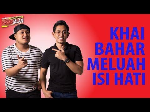 Khai Bahar meluah isi hati kepada peminat | Celebrity On Board Gegar Jalan