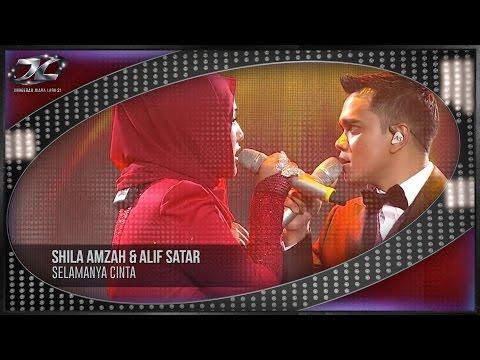 #AJL31| Shila Amzah & Alif Satar | Selamanya Cinta